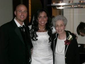 Grandma Rees