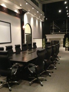 another view of main conference room
