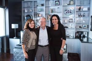 Jim and Krista Sorenson with Amy