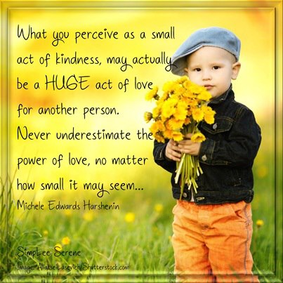 act of kindness essays 10 small acts of kindness 1 if someone really likes something you have, simply give it to him (as soon as it's not really important or necessary to make a living) .