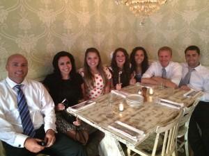 family bday dinner