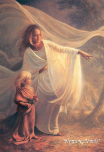 angel-greeting-child